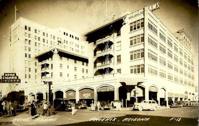 Hotel_Adams_1940s
