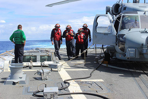 USS_Kidd_searches_for_Malaysian_Airlines_flight_MH370._(13229430673)