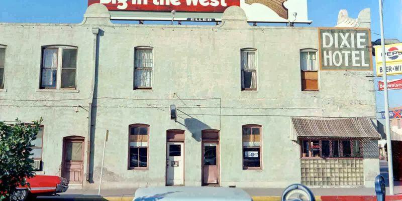 Dixie_Hotel_1960s
