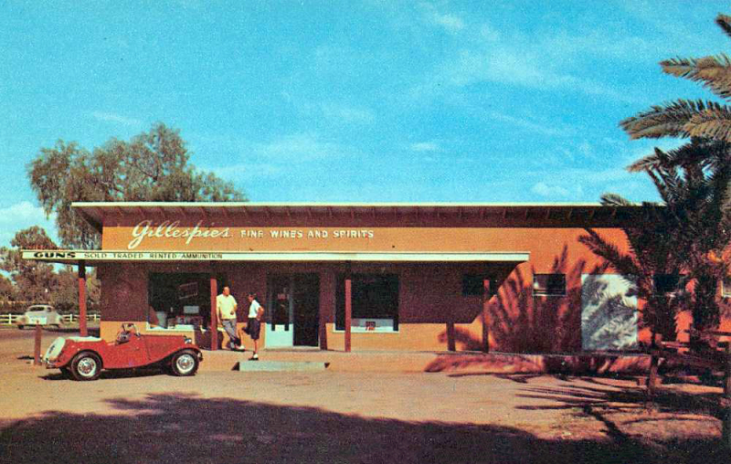 Gillespies_Wine_Spirits_Guns_2315_E_Camelback_1960s