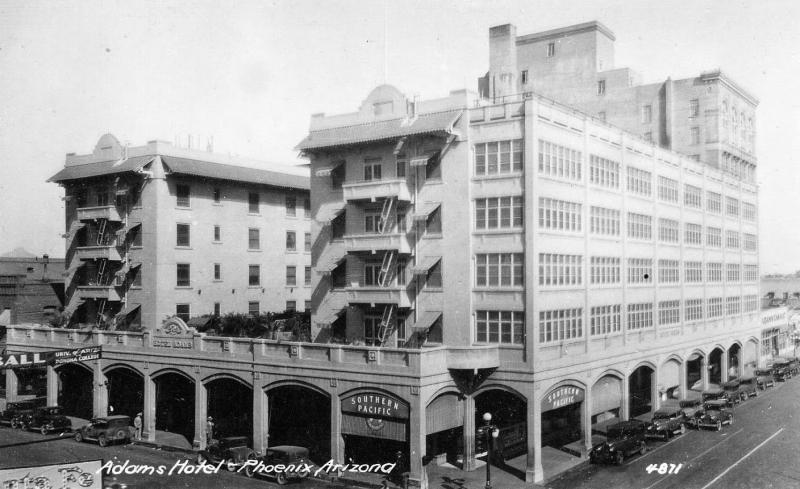 Adams_Hotel_Central_Adams_football_1930s
