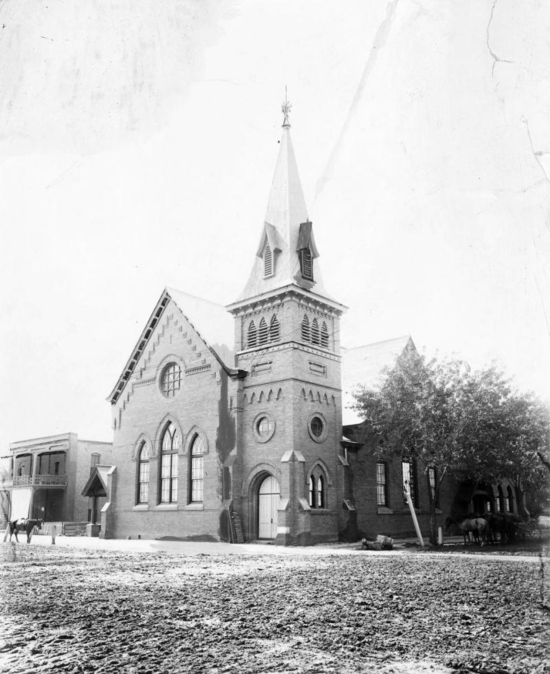 Central_Methodist_Church_southwest_corner_Central_Monroe_1904