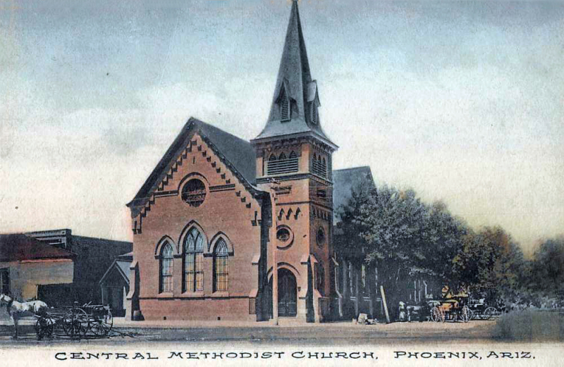 Central_Methodist_Church_color_Central_Monroe_1904