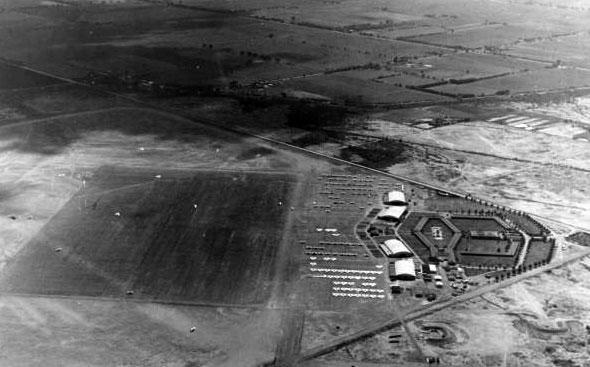 Thunderbird_field_aerial_1942