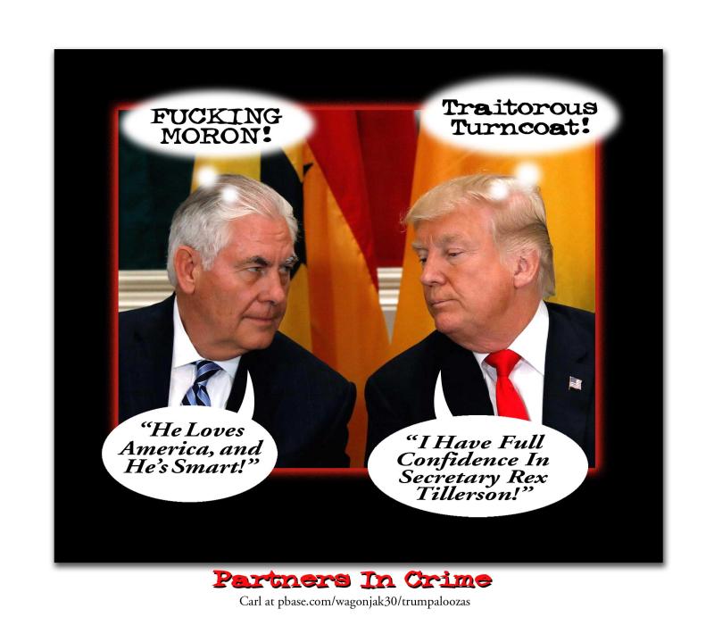 Trump&TillersoW