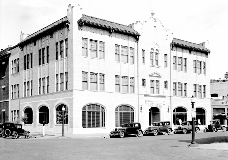 Telephone_Building_3rd_Ave_Monroe_1930s