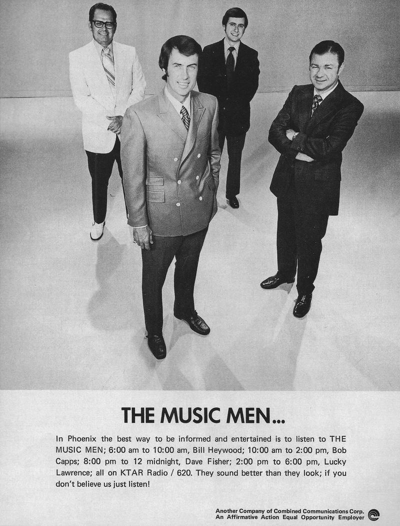 Ad_Music_Men_KTAR_Bill_Heywood_1971