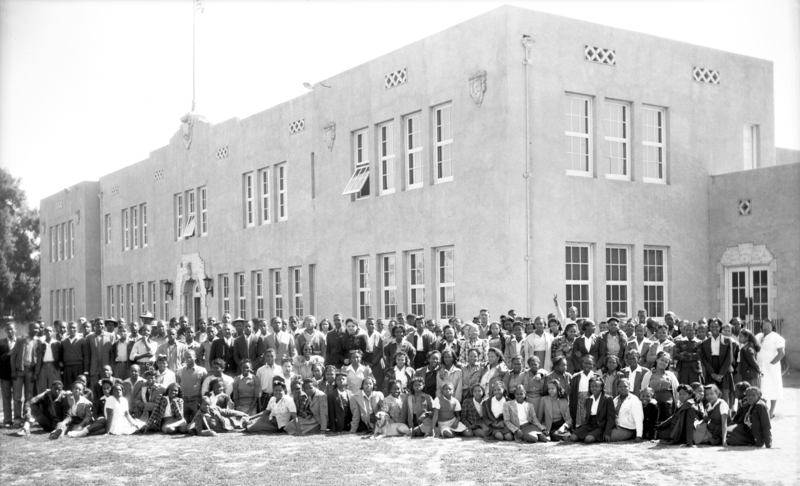 George_Washington_Carver_High_School_415_E_Grant_1942