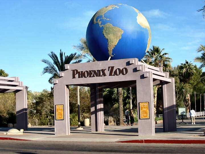 Phoenixzooentrance