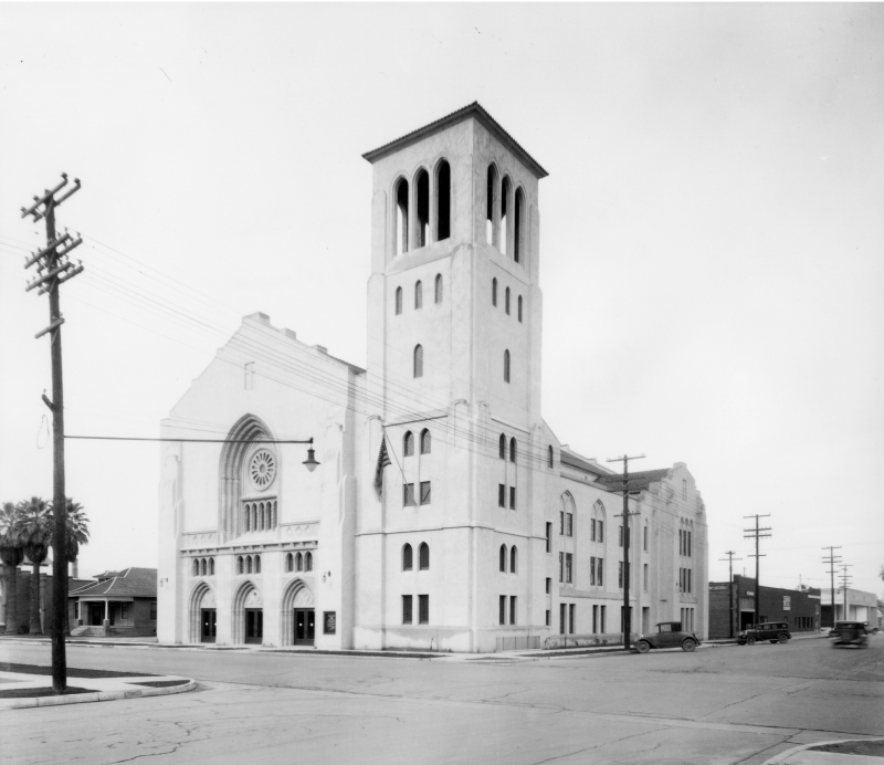 First_Baptist_Church_Monroe_3rd_Ave_1932