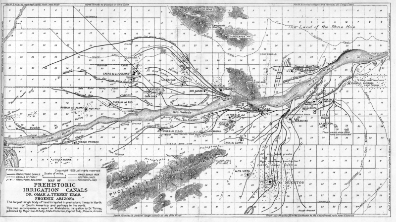 Omar_Turney_Canal_map_1929