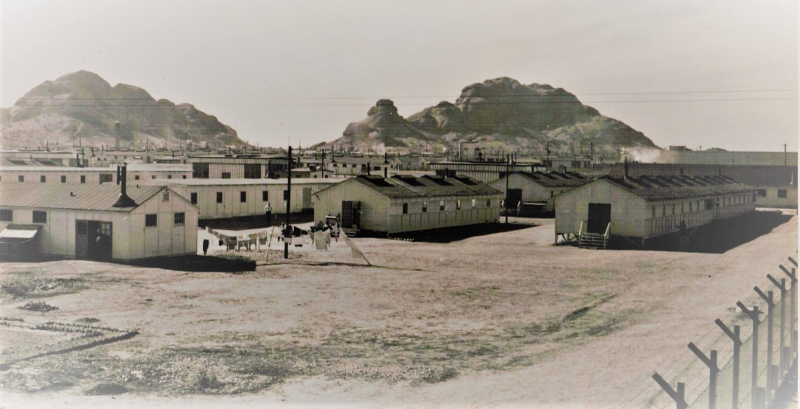Papago POW camp