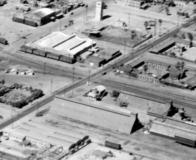 Seventh St Warehouse District late 30s