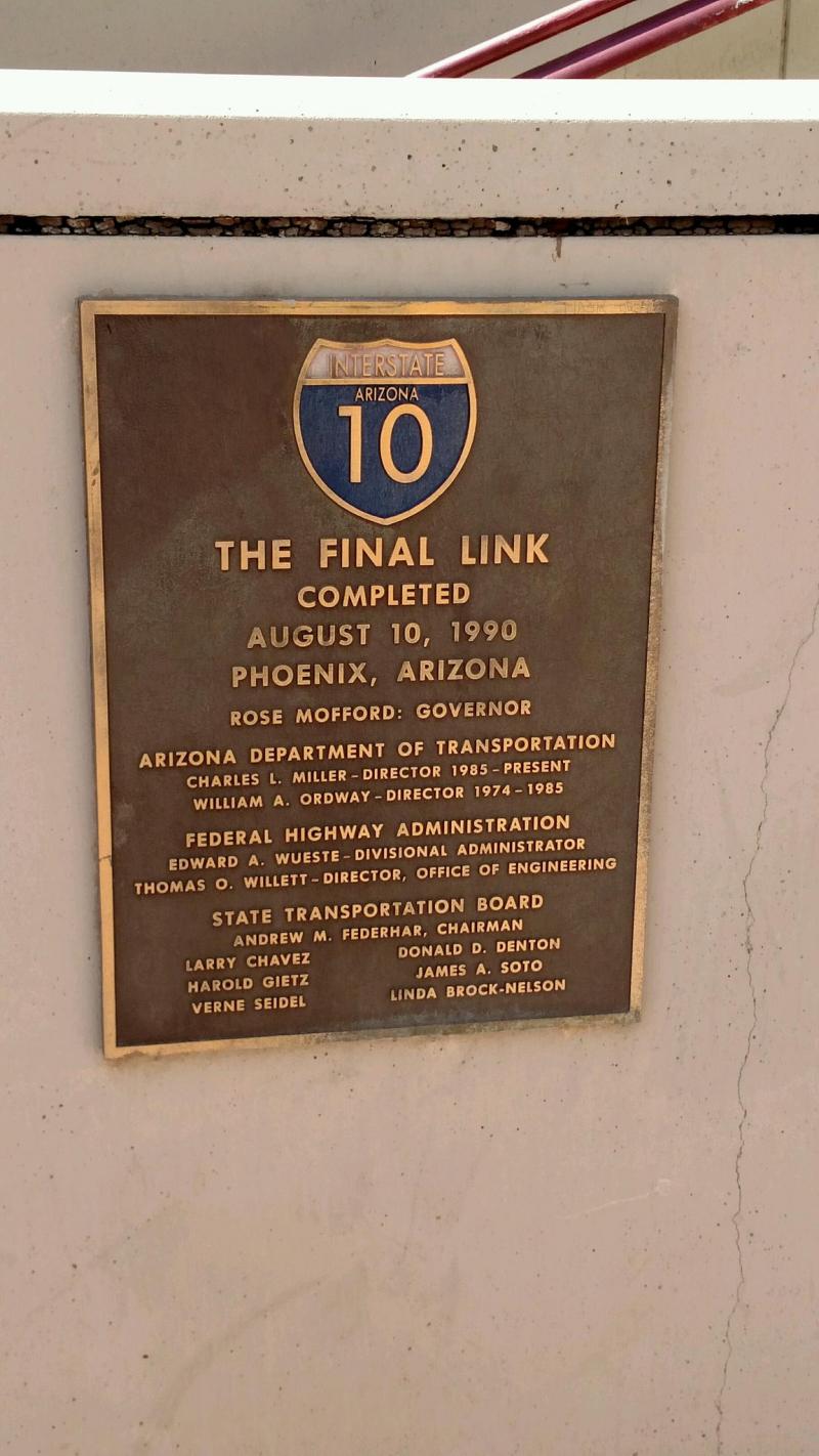 I-10 final link