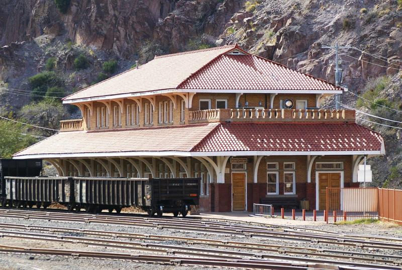 Clifton Depot