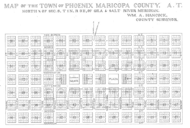 Phoenix_Block_numbers_1881_map