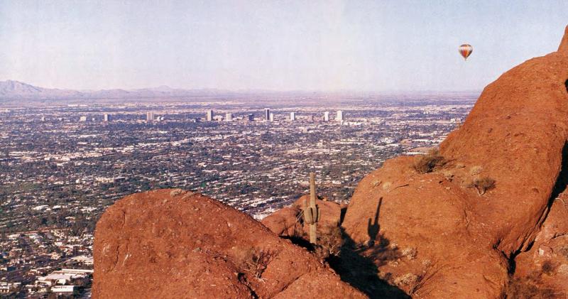 Phoenix in 1984