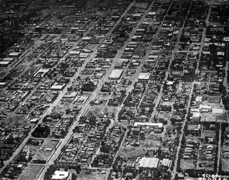 Phoenix overhead circa 1915