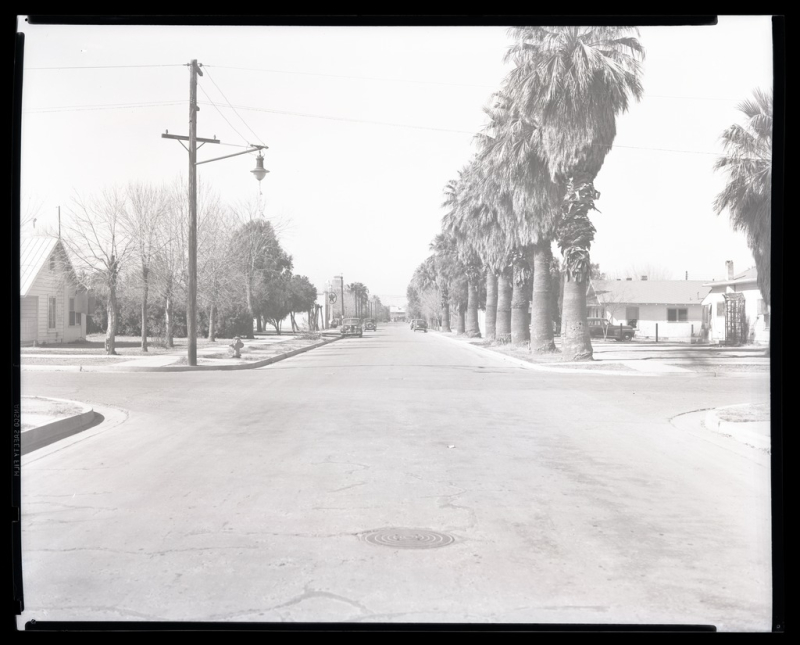 11th St and Pierce 1946