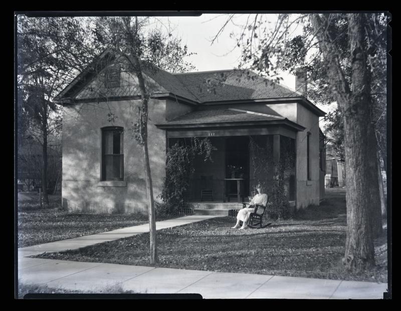 Margaret McCulloch 312 E. Fillmore