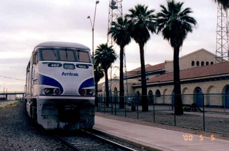 TALGO2000-At-Union-Station