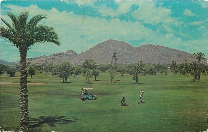 Camelback country club
