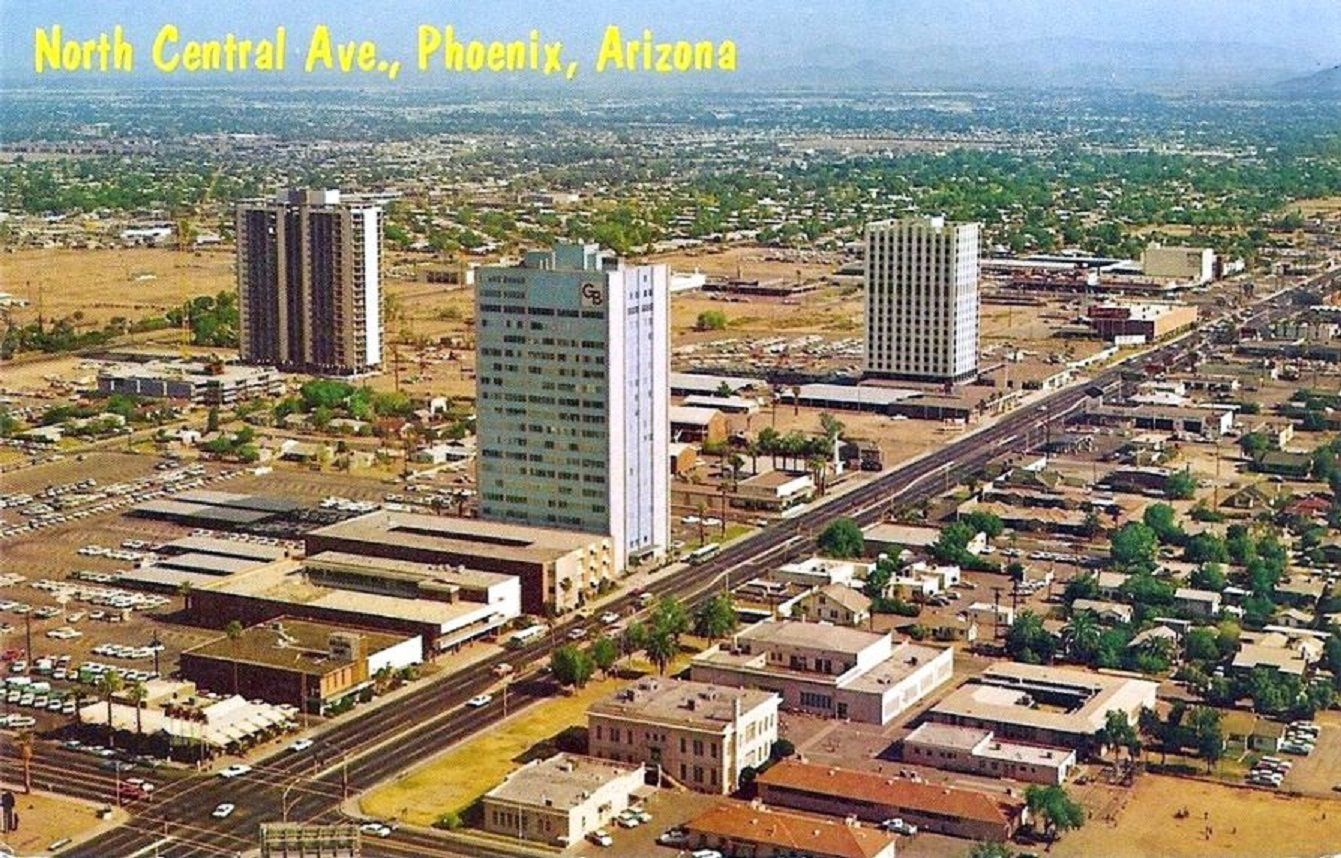 Rogue Columnist: Phoenix 101: The sixties