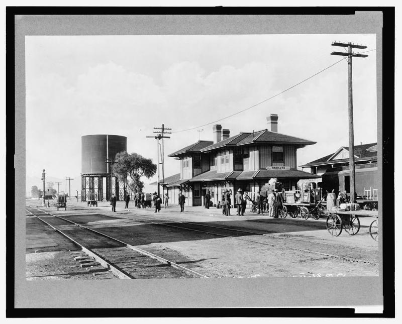 Maricopa SP station