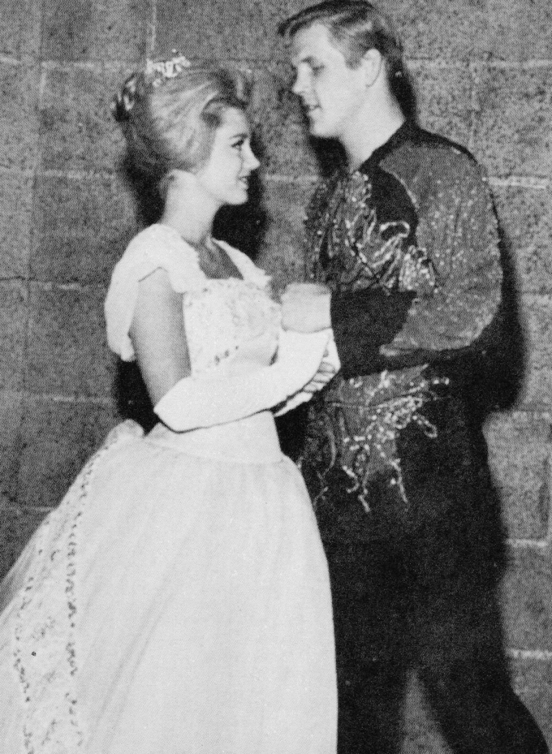 Cinderella 1963 Little Theater Nolte