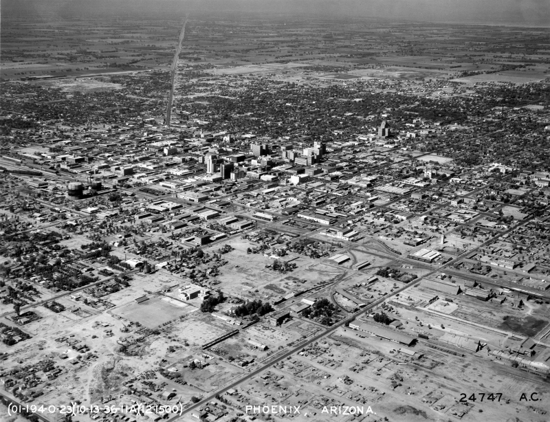 Phoenix overhead 1936