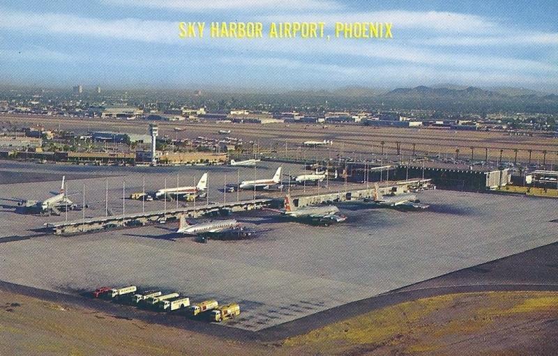 Sky Harbor 1960s