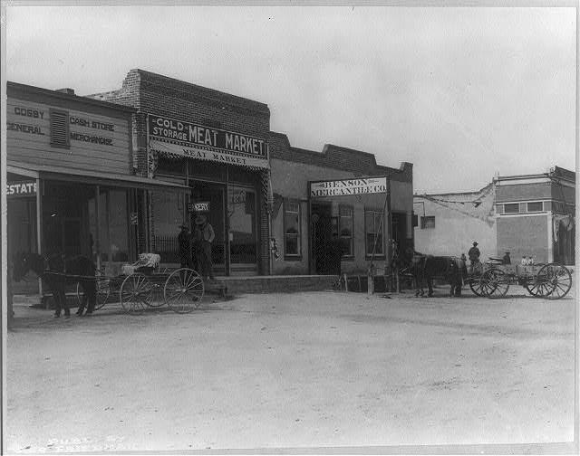 Benson 1920s
