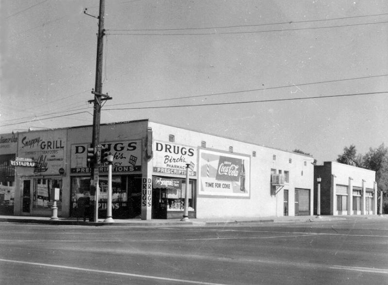 Third Street & Roosevelt 1953