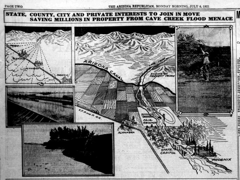 Article_Cave_Creek_Flood_1921