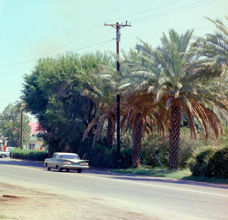 7th St and Rose Lane (Duke) 1960s
