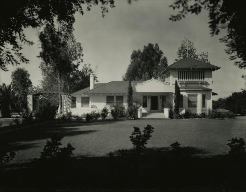 Thomas Armstrong House Central 1932