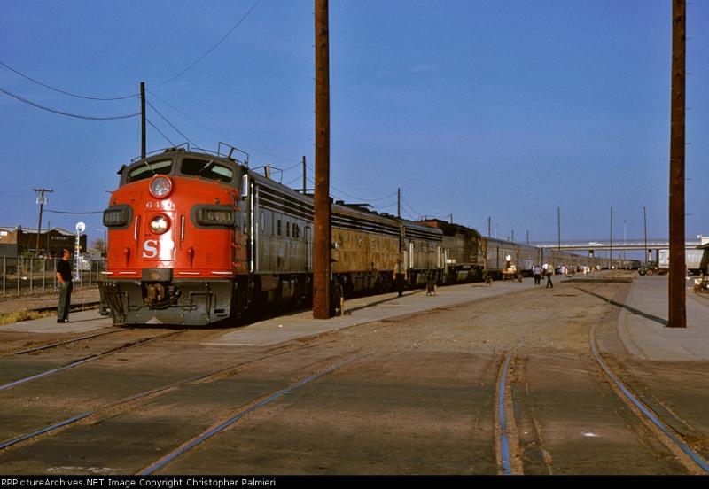 Sunset 8:1971 Union Station