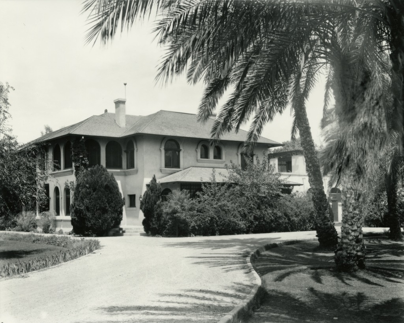 Chalmers mansion 230 E. McDowell