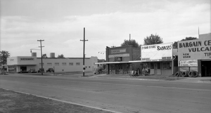 1010 Grand Avenue 1930s