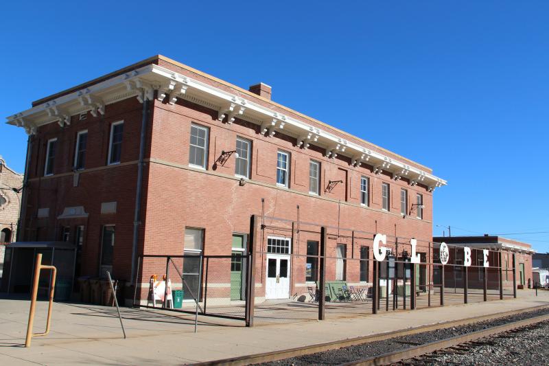 Globe SP depot