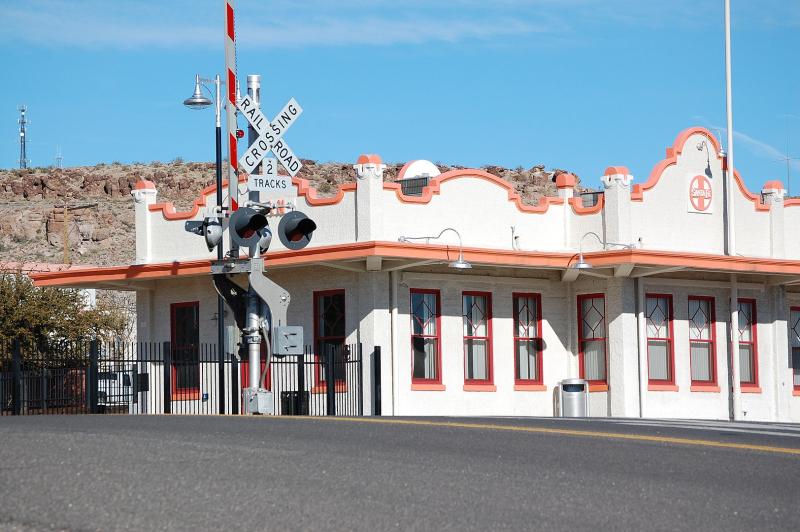 Kingman 1907 depot