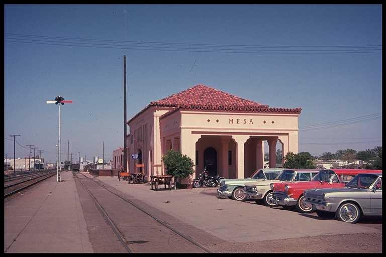Mesa depot 2