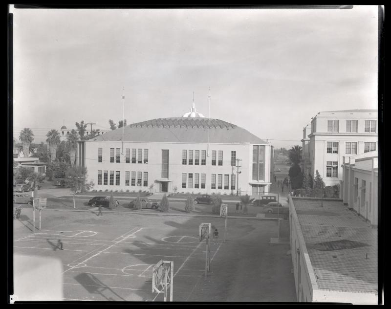 PUHS gym 1941 jpg