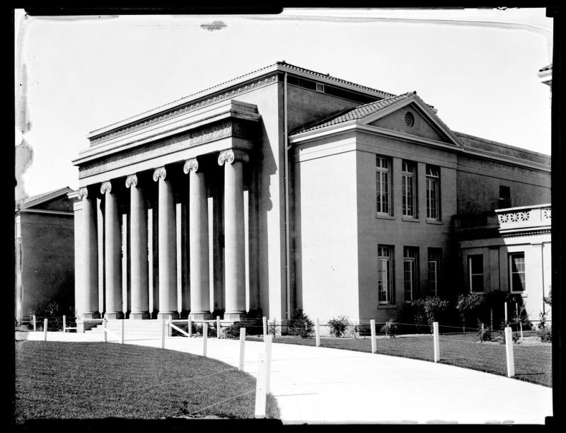 Chandler High 1924