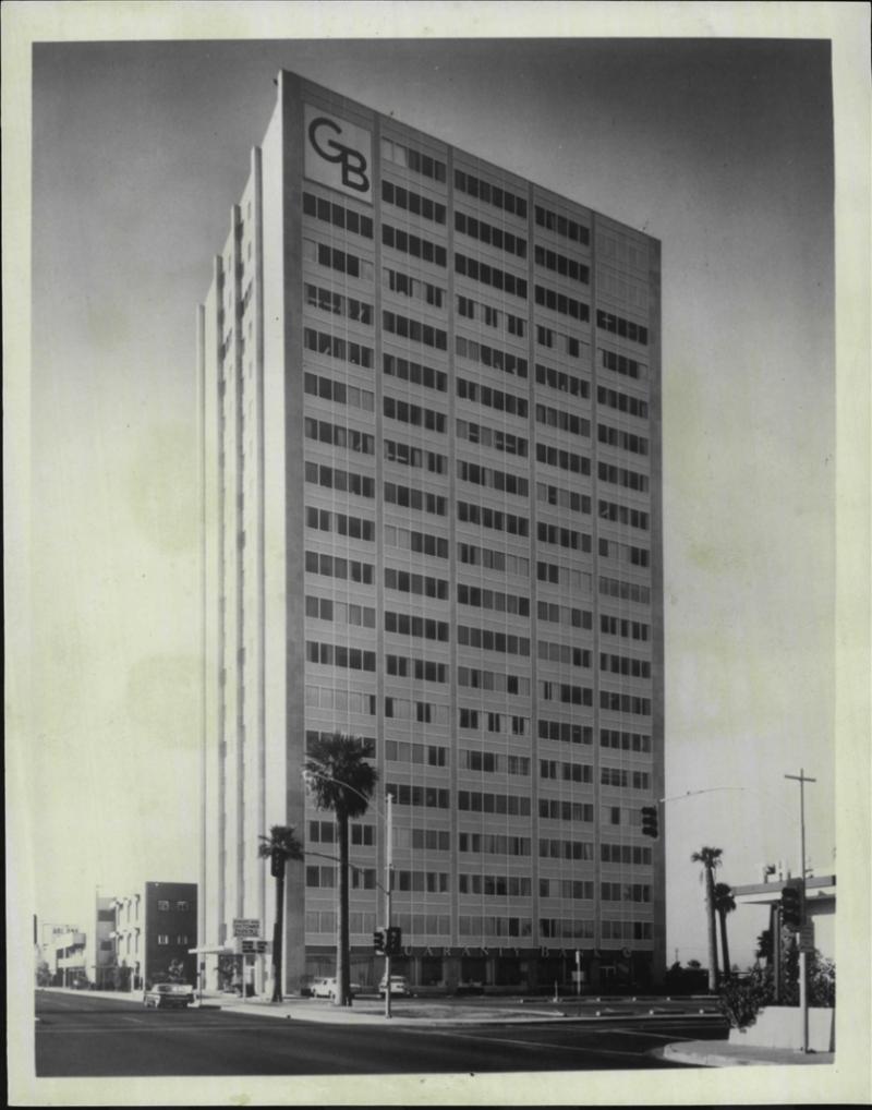 Guaranty bank 1967