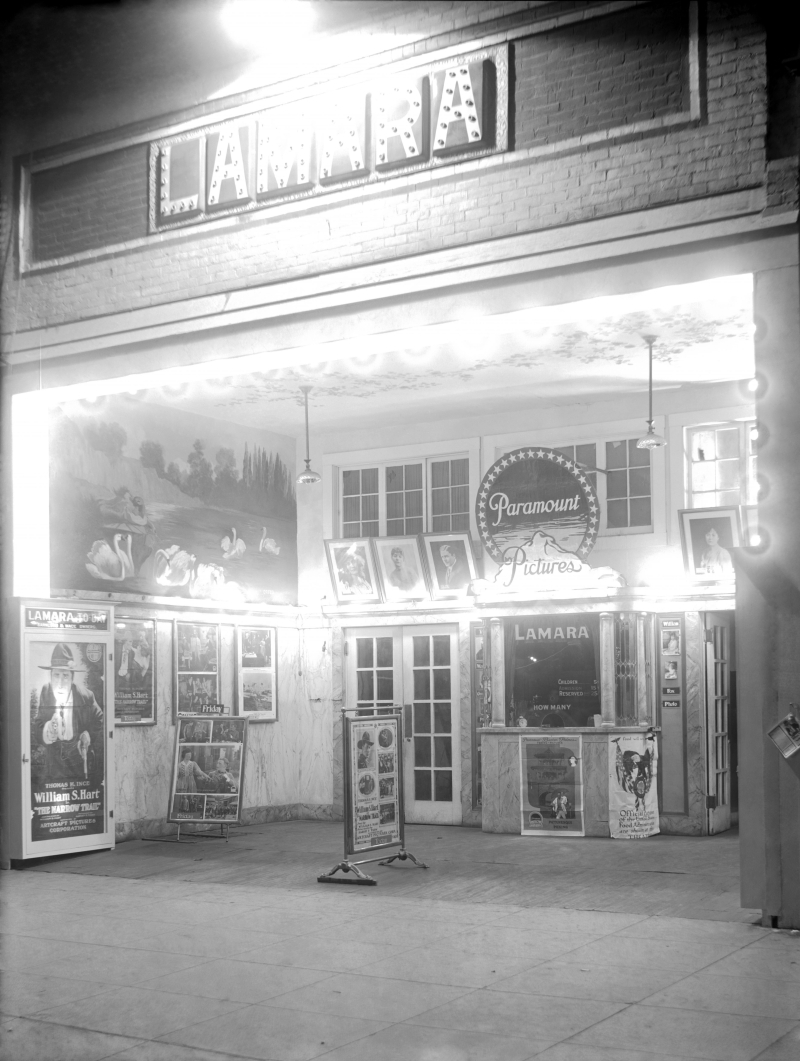 Lamara Theater 9 E. Washington