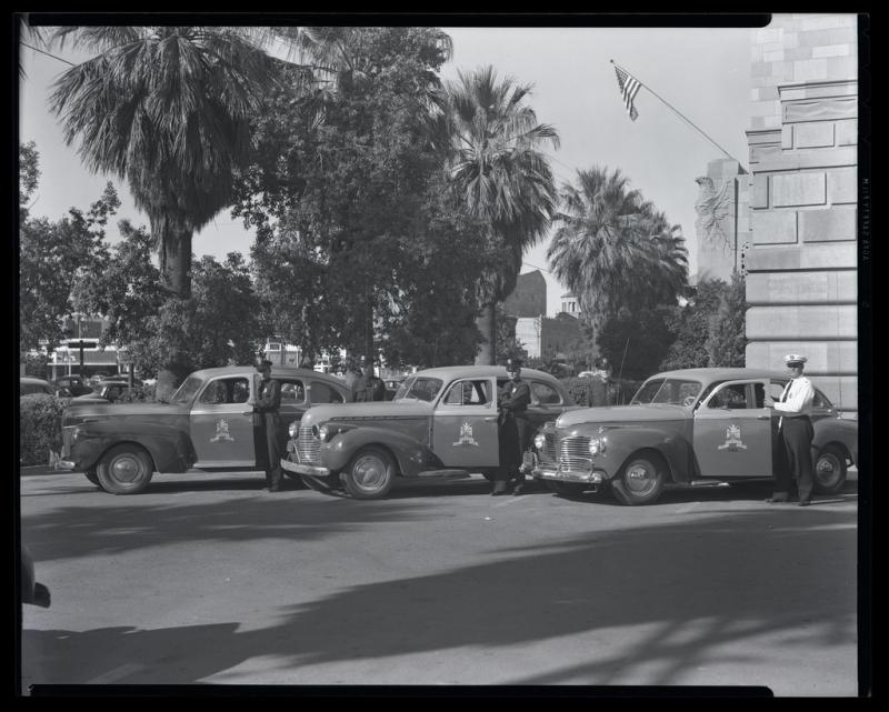 Fire Marshalls 1935