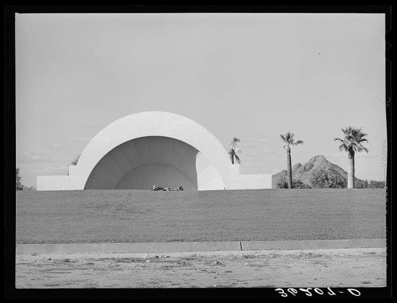 Encanto Bandshell 1940