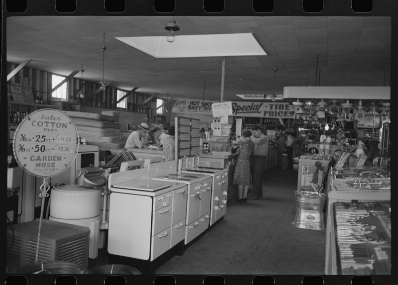 United Producers and Consumers Cooperative 1940