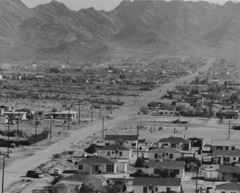 Sunnyslope 1952